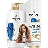 Pantene Pantene Pro-V Classic Clean & Classic Care Shampoo & Conditioner 500ml Bundle Value Pack, 1 count
