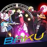 【Amazon.co.jp限定】BAKU (通常盤) (メガジャケ付)
