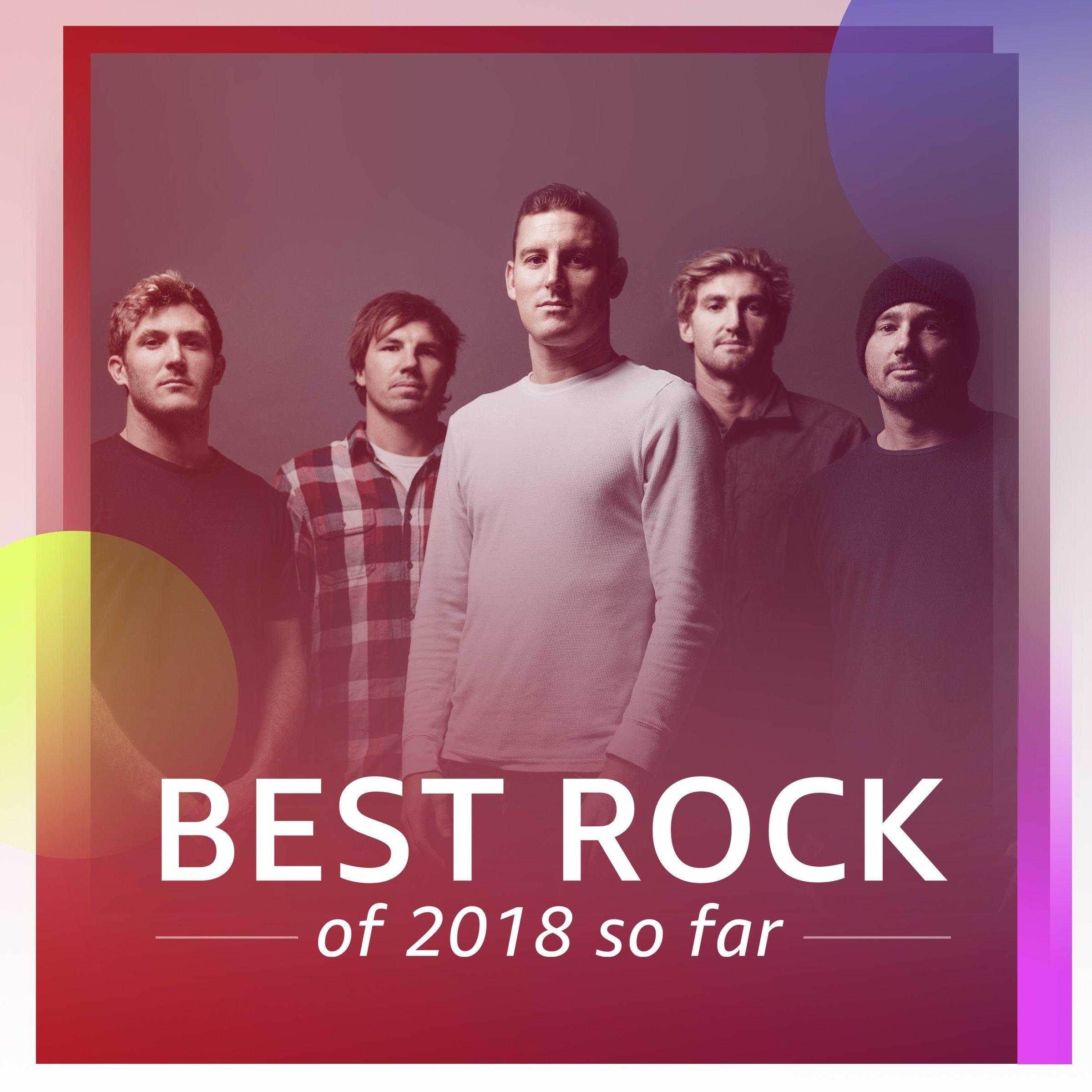 Best Rock of 2018 So Far