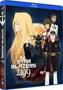 Star Blazers: Space Battleship Yamato 2199 - The Complete Series [Blu-ray]