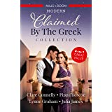 Claimed By The Greek Collection/The Greek's Billion-Dollar Baby/Claimed for the Greek's Child/The Greek Claims His Shock Heir