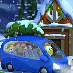 バブルグッピーズの人気壁紙画像 A Very Guppy Christmas!