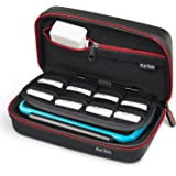 New Nintendo 3DS Case, Keten Carrying Case for New Nintendo 3DS, NEW 3DS XL, New 2DS XL, Hard Travel Protective Shell for Nin