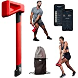 ChopFit Functional Trainer System, Portable at Home Gym Workout Equipment, Strength Training Home Exercise Workouts for Men &