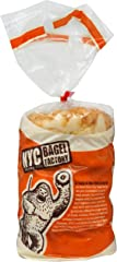 NYC Bagel Factory Cheese Bagel, 95g (Pack of 5) - Frozen