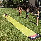 新しい子供のウォータースライド夏の遊びのおもちゃ屋外草水スプレーベッドシート人サーフボードガーデンおもちゃ