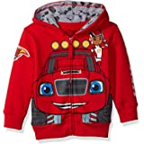 Nickelodeon Boys Blaze and The Monster Machines Lets Blaze Hoodie Hooded Sweatshirt