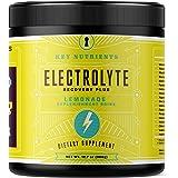 Electrolyte Powder, Lemonade Hydration Supplement: 90 Servings, Carb, Calorie & Sugar Free, Delicious Keto Replenishment Drin