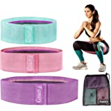 Famiry Resistance Bands for Legs and Butt, Booty Bands, Exercise Bands Set Workout Bands Hip Bands Wide Glute Bands Anti Slip