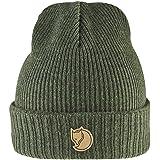 Fjallraven Unisex's Sörmland Reversable Beanie Hat, Green, OneSize