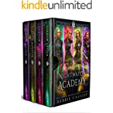 The Nightwatch Academy: The Complete Series Books 1-4