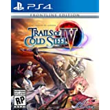 Legend of Heroes Trails of Cold Steel IV Frontline Edition - PlayStation 4