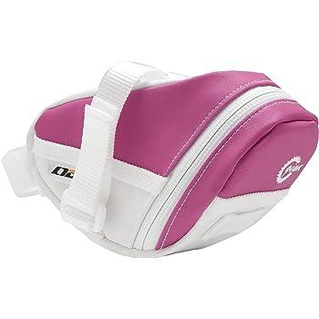 LTG(ロータス・テクノロジーギア) GINAサドルバッグS GN02 ピンク/ホワイト