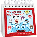 The Original Mood Flipbook for Kids; 20 Different Moods/Emotions; Autism; ADHD; Help Kids Identify Feelings and Make Positive