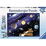 Ravensburger 12796 The Solar System Puzzle 200pc,Children's Puzzles