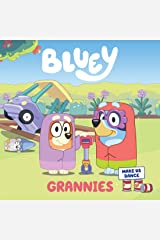 Bluey: Grannies: A Board Book Board book