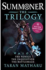 SUMMONER The Trilogy: Books 1-3 Kindle Edition
