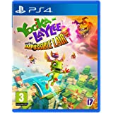Yooka Laylee The Impossible Lair, PS4