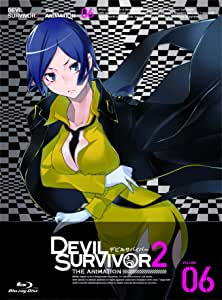 DEVIL SURVIVOR 2 the ANIMATION (6) [Blu-ray]