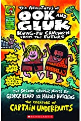 The Adventures of Ook and Gluk, Kung-Fu Cavemen from the Future Kindle Edition
