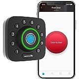 ULTRALOQ U-Bolt Pro Bluetooth Fingerprint and Keypad Electronic Smart Deadbolt Door Lock