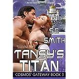 Tansy's Titan: Science Fiction Romance (Cosmos' Gateway Book 3) (English Edition)