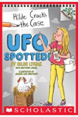UFO Spotted!: A Branches Book (Hilde Cracks the Case #4) Kindle Edition