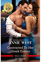 Contracted to Her Greek Enemy Kindle Edition