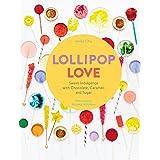 Lollipop Love: Sweet Indulgence with Chocolate, Caramel, and Sugar