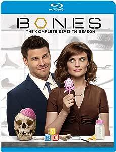 Bones: Season 7 [Blu-ray] [Import]