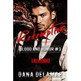 Redemption: A Mafia Romance (Blood and Honor, #3)