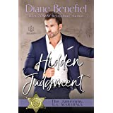Hidden Judgment (The Jamesons, US Marshals Book 2)