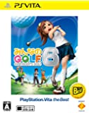 【PS Vita】みんなのGOLF 6 PlayStation Vita the Best