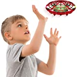 Hand Operated Drones for Kids or Adults - Scoot Hands Free Mini Drone Helicopter, Easy Indoor Small Orb Flying Ball Drone Toy