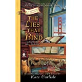 The Lies That Bind: A Bibliophile Mystery Book 3