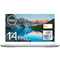 【MS Office Home&Business付き】Dell ノートパソコン Inspiron 14 5490 Core i5 Office シルバー 20Q31SHB/Win10/14.0FHD/8GB/256GB SSD