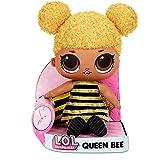 L.O.L. Surprise! Queen Bee – Huggable, Soft Plush Doll