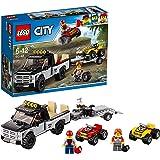 レゴ (LEGO) シティ 四輪バギーとトレーラー 60148 ブロック おもちゃ 男の子 車