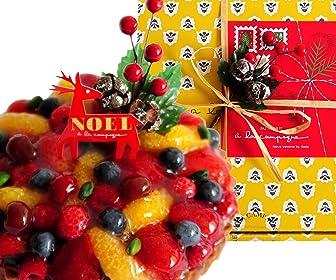 a la campagne(ア・ラ・カンパーニュ) クリスマスケーキ 24日お届け分