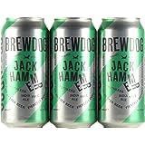 ブリュードッグ ジャックハマー ロング缶 インディアペールエール 440ml×3本 スコットランド クラフトビール