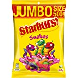Starburst Snakes Jumbo Size Bag, 500g