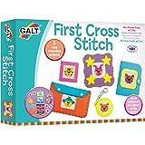 Galt 1005008 First Cross Stitch Activity Kit