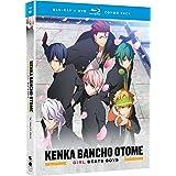 Kenka Bancho Otome Girl Beats Boys Blu-Ray/DVD(喧嘩番長 乙女 -Girl Beats Boys- 全12話)