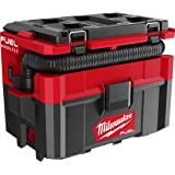 Milwaukee 0970-20 M18 Fuel PACKOUT 2.5 Gallon Wet/Dry Vacuum (Tool Only)
