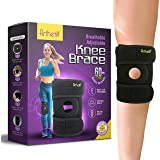Arthetik Knee Brace, Relieves and Supports Meniscus Tear, Arthritis, PCL, ACL, LCL, MCL, Tendinitis Pain, Running, Sports Pla