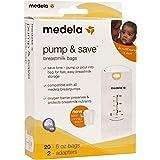 Medela Pump and Save Milk Bag