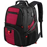 Anti Theft Laptop Backpack with USB Charging, Water Resistant Durable College School Daypack for Teens Boys Girls Men Women,