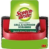 Scotch-Brite Heavy Duty Grill Scrubber, 5.8 in. x 3.5 in, 1/Pack