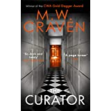 The Curator: The new must-read thriller from the winner of the CWA Best Crime Novel of 2019 (Washington Poe Book 3)