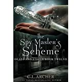The Spy Master's Scheme (Glass and Steele Book 12)